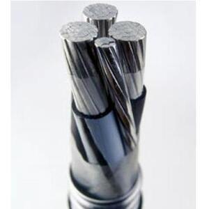 Multiple MCAL2502502502STRWG 250 w/Ground, Aluminum Feeder Cable