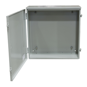 Milbank 18186-TC3R Type 3R, Hinged Cover, Wall Mount Telephone Cabinet