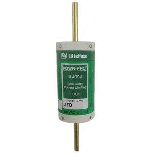 Littelfuse JTD110 Fuse, 110A, 600VAC, Class J Time Delay
