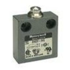 Micro Switch 914CE1-3 Limit Switch, Micro, Enclosed, Top Pin Plunger, 1NO/1NC, 3' Cable