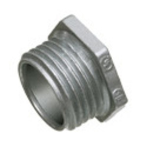 "Arlington 506A Chase Nipple, 2"", Insulated, Zinc Die Cast"