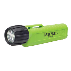 Greenlee FL4AAP LED Headlamp, Helmet Mount Accessory