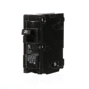 Siemens MP120 Breaker, 20A, 1P, 120VAC, 10 kAIC, Type MP
