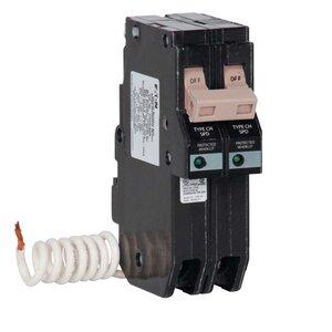 Eaton CH230SUR Breaker, Surge, 30A, 120/240V, 1PH, 2P, CH Series, 10kAIC