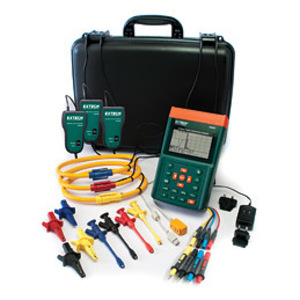 Extech PQ3350 Power Quality Analyzer Multimeter, 3 Phase, True RMS