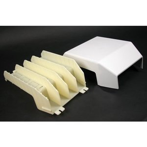 Wiremold 5574A Nm Transition Ftg 5500 Ivory