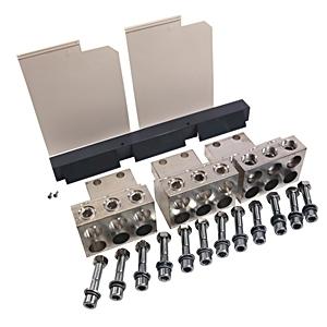 """Allen-Bradley 140G-K-TC3H Breaker, Molded Case, Terminal Cover, K Frame, 3P, 2"""" Height"""