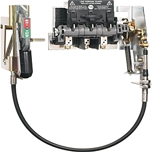 Allen-Bradley 1494C-DN200-A4 Disconnect Switch, Cable Operated, 200A, 600VAC, 250VDC, 3P