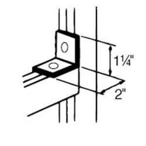 Superstrut AB202 Corner Angle Fitting
