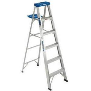 Werner Ladder 366 STEEL PUMP JACK  POLE BRACE