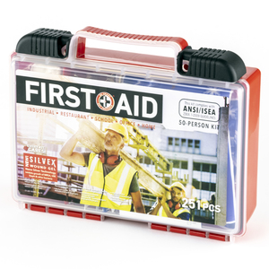Dottie FA25 50-Person First Aid Kit - 251 Pieces