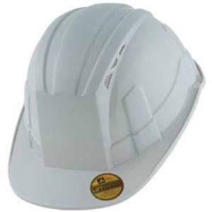 Lift Safety HVS-1YE Standard Brim Hard Hat - Vantis, Gray