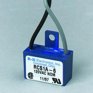 R-K Electronics RCS1D-6 Trans Voltage Filter 120vac