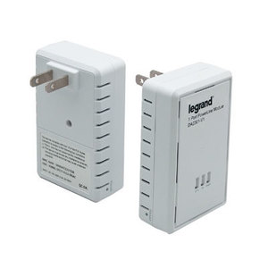 ON-Q DA2301-V1 ONQ DA2301 V1 SINGLE POWERLINE ADAPTER NETWORK CONNECTIVITY