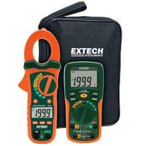 Extech ETK30 Electrical Test Kit w/ AC Clamp Meter