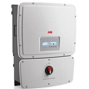 Power-One UNO-8.6-TL-OUTD-S-US-A 8600 Watt, String Inverter