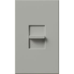 Lutron NT-4PS-GR Linear-Slide Switch, 20A, 4-Way, Gray