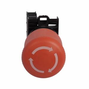 Eaton M22-PVT-K01 E-stop Twist-release 1nc