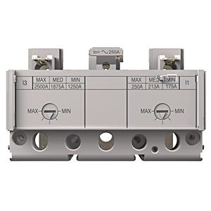 Allen-Bradley 140G-JTF3-D25 Breaker, Molded Case, 250A, 3P, 600VAC, 35kAIC, Adjustable Trip