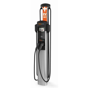 ChargePoint CT4023 Vehicle Charging Station, Level 2, Dual Port, Wall Mount