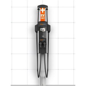 ChargePoint CT4027 Vehicle Charging Station, Level 2, Dual, w/ 23' Cord