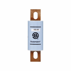 Eaton/Bussmann Series KBC-250 High Speed Fuse, Bolt-On Blades, 250 Amp, 600 Volt AC