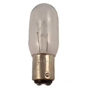 Federal Signal K8107194A Replacement Lamp, Incandescent, 120VAC, For Use With Stacklights