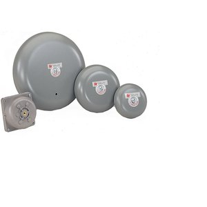 Federal Signal 500-120-1 Vibrating Bell Mechanism, 120VAC, 0.08A, Metallic