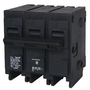 Siemens Q325 Breaker 25a 3p 240v 10k Qp