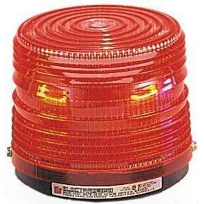 Federal Signal 141ST-120R Beacon, Strobe, Red, Voltage: 120VAC