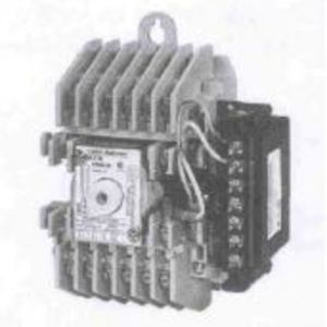 Eaton C30BGM8A Lighting Contactor, 8P, 110/120VAC Coil, 20A, NEMA 1