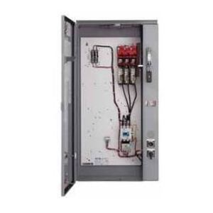 Eaton ECN5432AAG Pump Panel, 100A, 600VAC, Fusible Disconnect, Size 3, 120VAC Coil