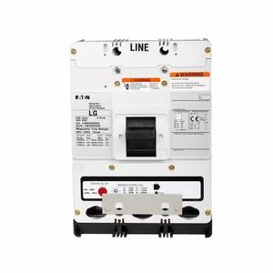 Eaton LG3500 Breaker, Molded Case, Electronic, Engine Generator, 361kW, 451KVA