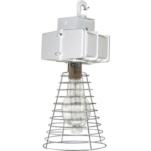 RAB BTH250GPSQ TEMPORARY BAY 250W MH PSQT OPEN RATED LAMP