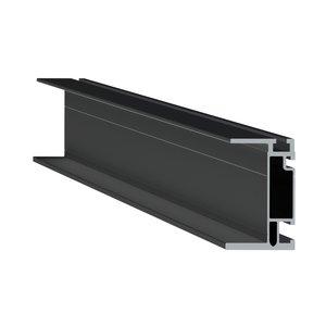 """UniRac 410168M SolarMount HD Rail 168"""" Mill"""