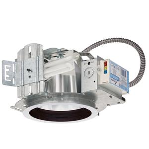 Lithonia Lighting F6B5W LITHONIA F6B5W WHT BAFFLE TRM