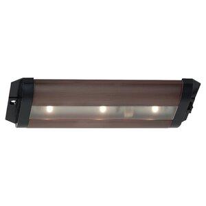 """Sea Gull 98600SW-787 7"""" LED Undercabinet Light, Bronze"""