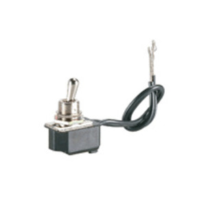 NSI Tork 78150TW Toggle Switch Bat On/off Spst Wire Leads