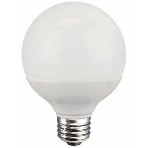 TCP LED5G25D27KF LED Lamp, Dimmable, G25, 5W, 120V, Medium Base