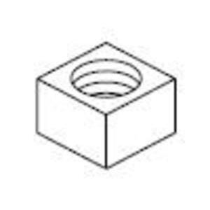 Kindorf H-116-C Square Nut