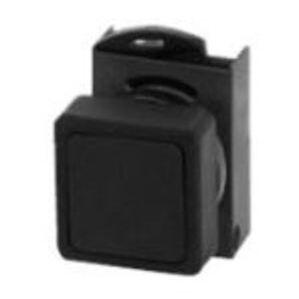 GE P9SPNVG Push Button, 22.5mm, Green, Flush Head, Plastic, Operator Only