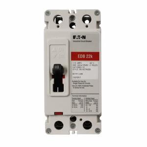 Eaton EDB2125L Edb 22ka @ 240 V, 2 Pole 125amps