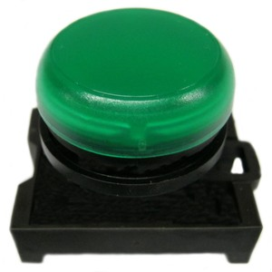 Eaton M22-L-G 22mm Indicator Light, Green, M22