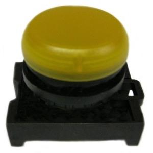 Eaton M22-L-Y 22mm Indicator Light, Yellow, M22