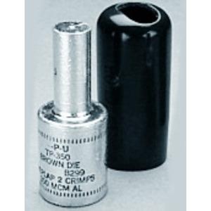 Penn-Union TP-1/0 Alum Terminal Plug