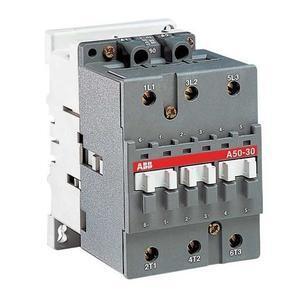 ABB A50-30-00-84 3P, Contactor, IEC, 120V AC