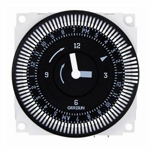 Intermatic FM1STUZ-240U Timer Module, 24-Hour, 120/250 VAC