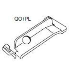Square D QO1PL Handle Lock - 2 or 3P QO Series, Padlockable