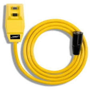 Coleman Cable 14880074-2 CLM 14880074-2 25' RT ANG GFCI CORD