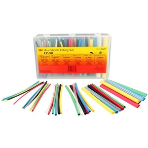"3M FP301-1/4-6-ASSORTED-10-21-PC-PKS Assorted Colors, 1/4"" Diameter, 6"" Long"